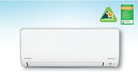 Daikin FTXV35QVMV/RXV35QVMV điều hòa Daikin 12.000 BTU 2 chiều inverter Cao cấp ga R32