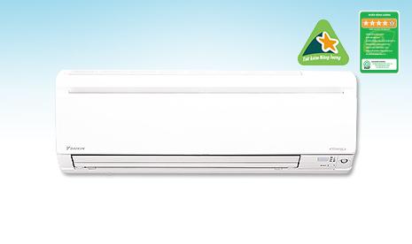 Daikin FTXS60GVMV/RXS60GVMV điều hòa Daikin 21.500 BTU 2 chiều inverter ga R410A